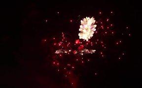 Slow Motion Fireworks