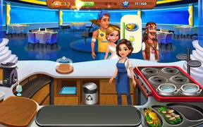 Cooking Rush: Chef's Fever Android Gameplay