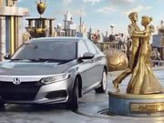 Never Settle - 2018 Honda Accord