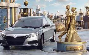 Never Settle - 2018 Honda Accord