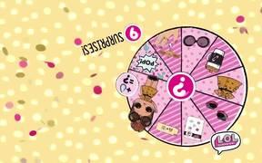 Series 3 Confetti Pop Tots Dolls Unboxing Balls