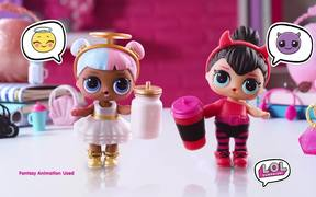 LOL Surprise! | Series 2 Dolls: Tots & Lil Sisters