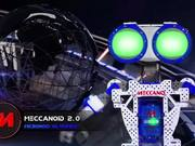 Your Personal Robot Friends | Meccano