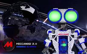 Your Personal Robot Friends   Meccano