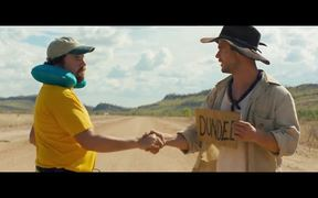 Dundee: The Son of a Legend Returns Trailer