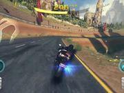 Asphalt 8: Airborne Moto Suzuki GSX-R750 Review