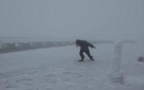 Amazing 100mpg Wind In Washington