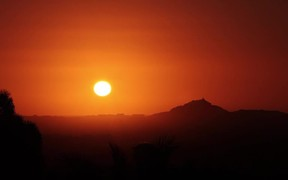 Time-lapse Sunset