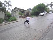 Downhill Skateboarding