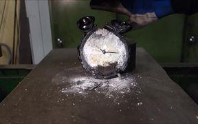 Crushing Alarm Clock