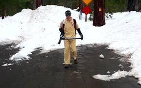 Snowball Machine Gun
