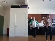 Amazing Synchronized Dancing