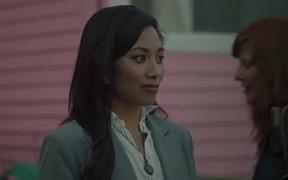 Little Pink House Trailer