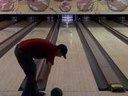 Spinning Bowling Trick Shots