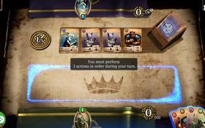 Harald: A Game of Influence Gameplay Review