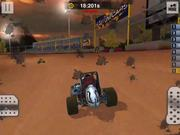 Dirt Tracking Sprint Cars Gameplay Android Review