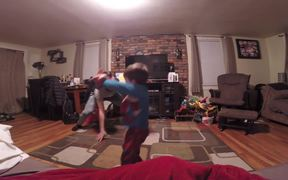 Father And Son Dance