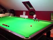 3 Year Old Pool Shark