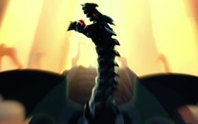 Ice Dragon: Legend Of The Blue Daisies Trailer