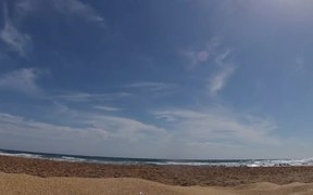 Beach Day in Calblanque