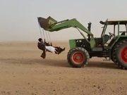 Next Level Saudi Ghost Riding