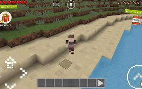Cube Lands Android Minecraft Game