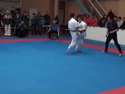 Incredible Karate Knockout