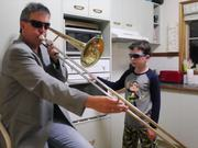 Trombone And Oven