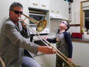 Trombone And Oven