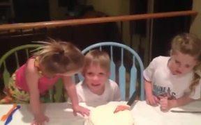 Kids Crying For No Reason