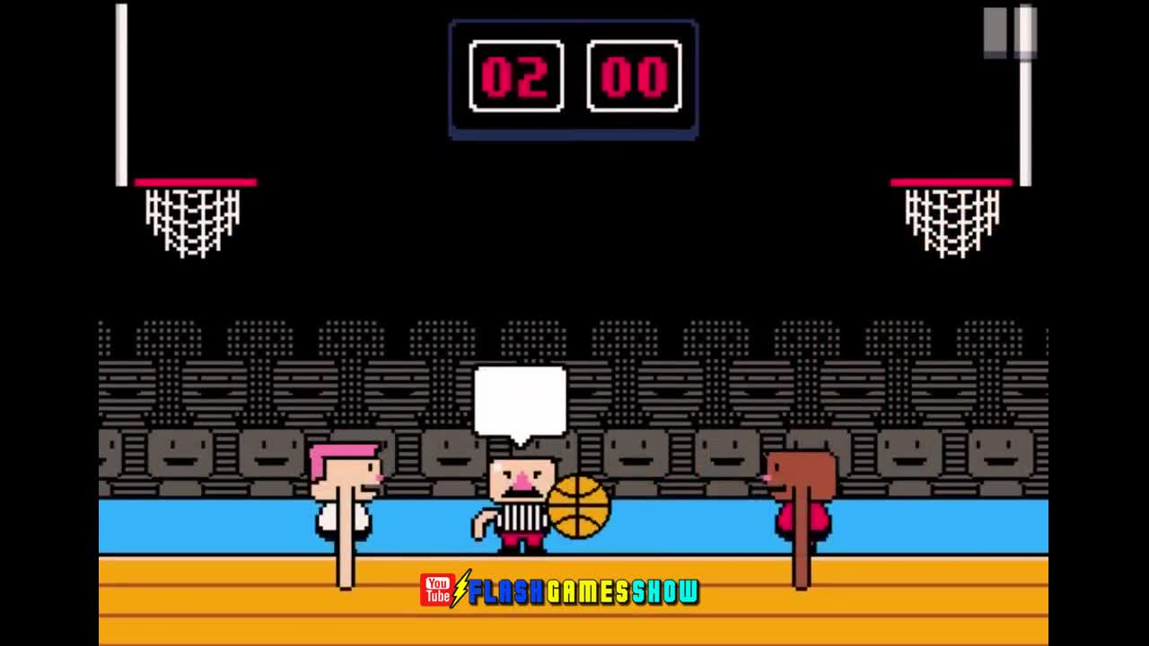 Dunkers Walkthrough Video - Watch at Y8.com