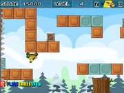 Angry Birds Anti Gravity Locomotive Walkthrough
