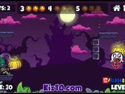 Bazooka and Monster: Halloween Walkthrough