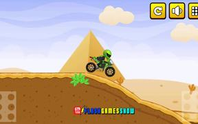 Crazy Motorbike Walkthrough