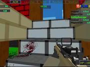 Crazy Pixel Apocalypse Wallkthrough