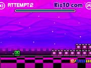 Geometry Neon Dash Subzero Walkthrough