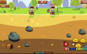 Gold Miner Bros 2 Walktrough