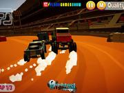3D Arena Racing Walkthrough