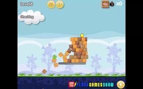 Angry Birds Bomb 2 Walkthrough