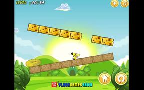 Angry Birds Come Back To Nest Walkthrough