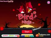 Angry Birds Bird Ninja Walkthrough