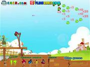 Angry Bird Counterattack Walkthrough