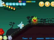 Angry Birds Halloween Adventure Walkthrough