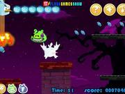 Angry Birds Halloween Adventure Walkthrough