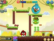 Angry Birds Rebuilding Warrior Walktrough