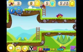 Angry Birds Adventure Walkthrough