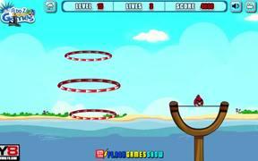 Angry Birds Slingshot Fun 2 Walkthrough