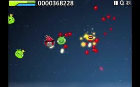 Angry Birds Space Battle Walkthrough