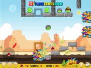 Angry Birds Special Cannon Full Game Walkthrough