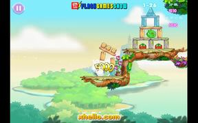 Angry Birds Stella 2 Full Game Walkthrough